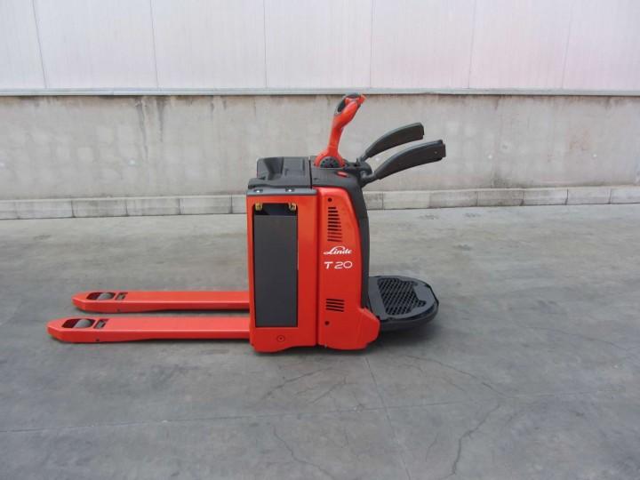 Електрическа количка Linde T20AP  цена € 3,324.00 682809813