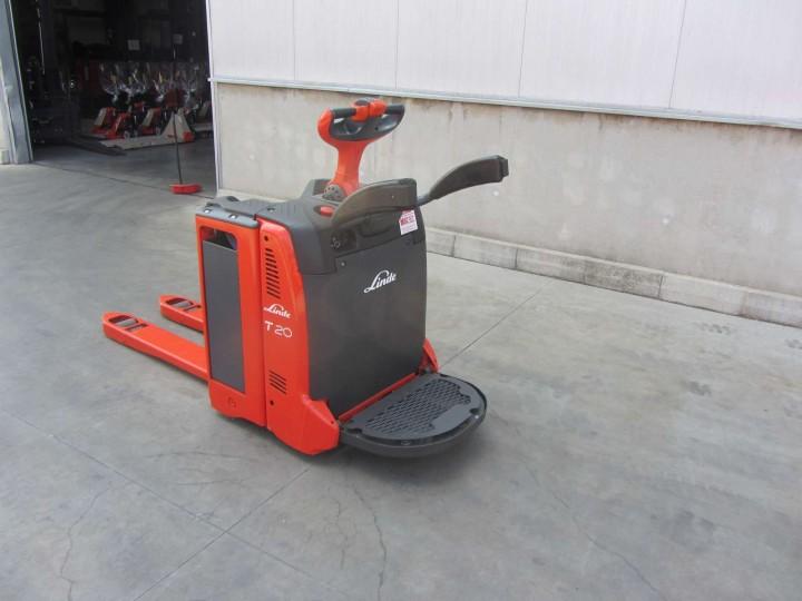 Електрическа количка Linde T20AP  цена € 3,324.00 1861430195