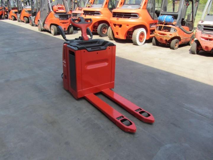 Електрическа количка Linde T20AP  цена € 3,324.00 854151097