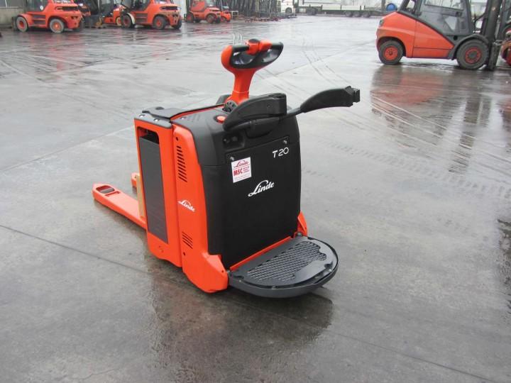 Електрическа количка Linde T20AP  цена € 3,324.00 688747846
