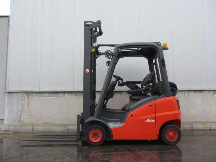 Linde H16T Triplex цена €  - 352702038