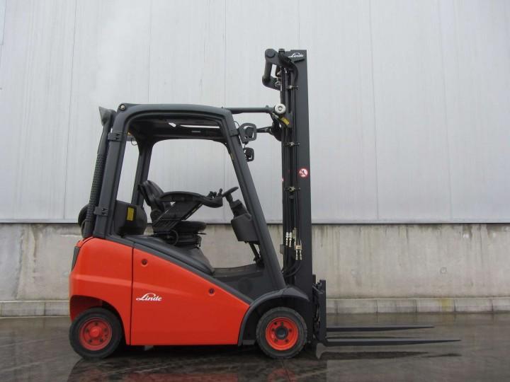 Linde H16T Triplex цена €  - 876869827