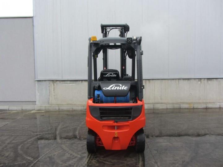 Linde H16T Triplex цена €  - 632393527