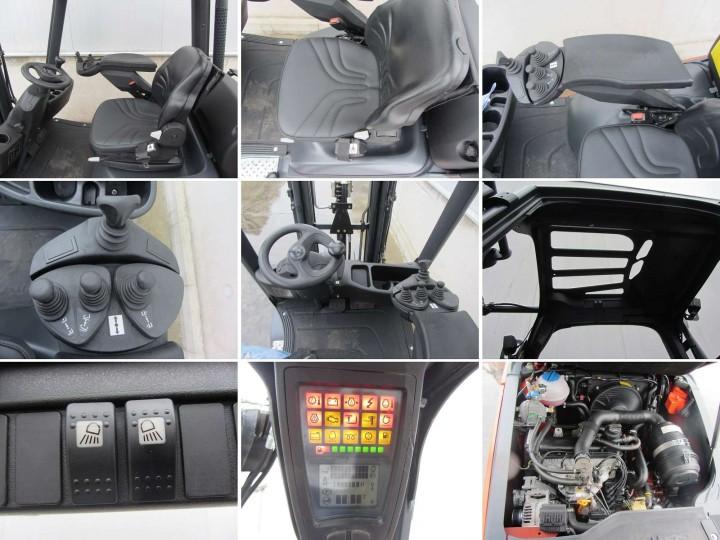 Linde H16T Triplex цена €  - 1380222475
