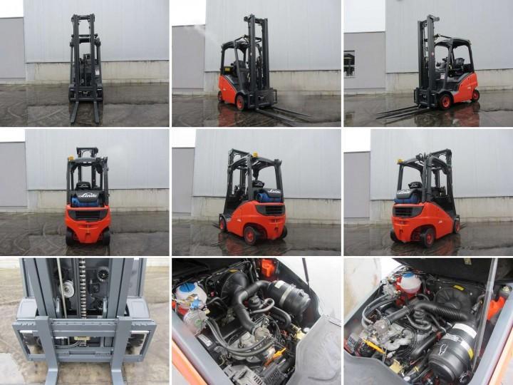Linde H16T Triplex цена €  - 1322191951