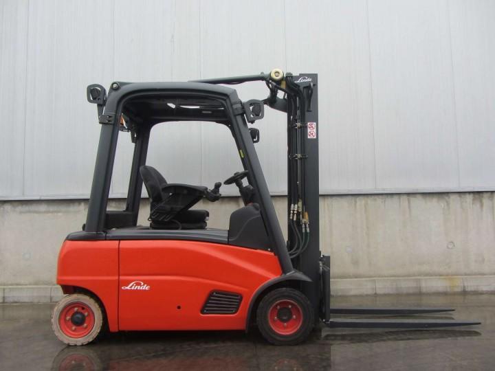 Linde E18PL Duplex цена €  - 905946854