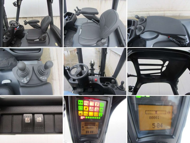 Linde E18PL Duplex цена €  - 1684603436