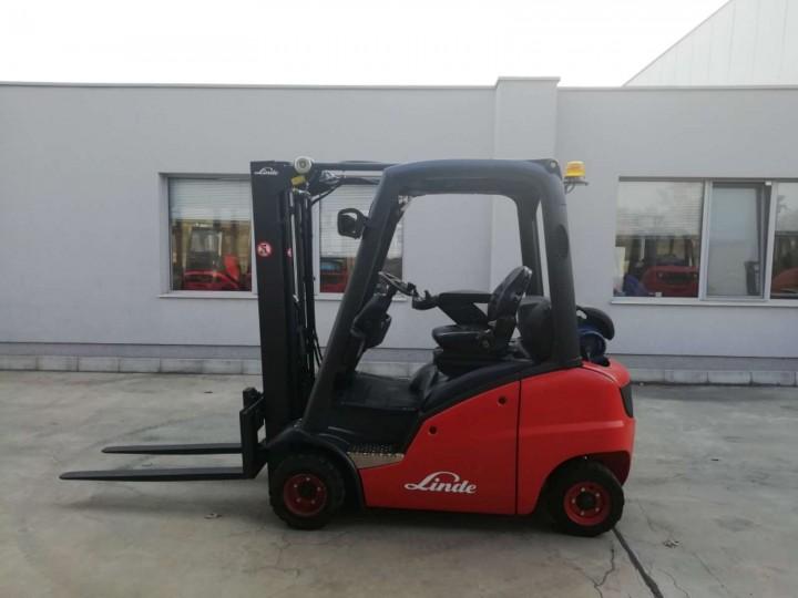 Linde H20T Triplex цена € 14,316.00 - 1813827265