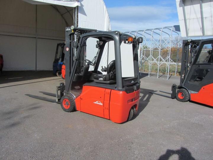Linde E16 Triplex цена € 383.00 - 863305289