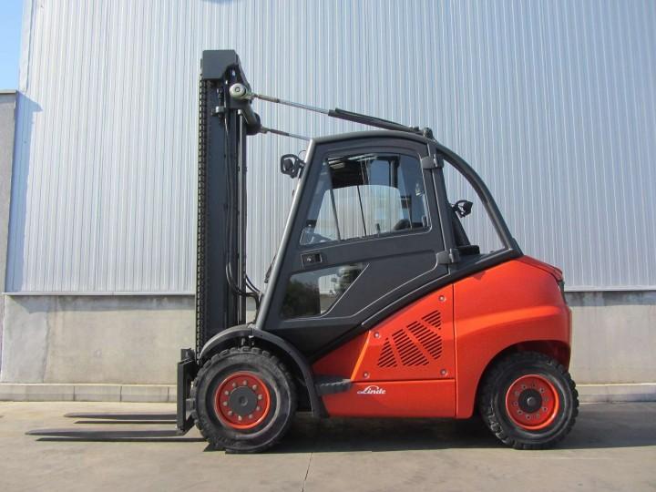 Linde H45D Standart цена €  - 2011978385