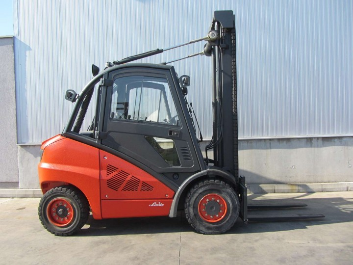 Linde H45D Standart цена €  - 2078303518