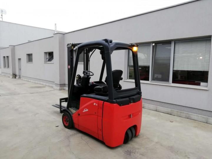 Електрокар Linde E16H Duplex цена € 14,830.00 446571539