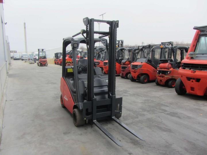 Linde H16T Standart цена € 12,885.00 - 1065980219