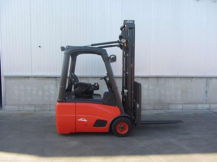 Linde E16 Standart цена € 10,480.00 - 572690355