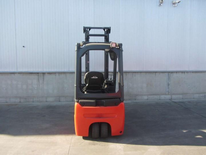Linde E16 Standart цена € 10,480.00 - 1494303646