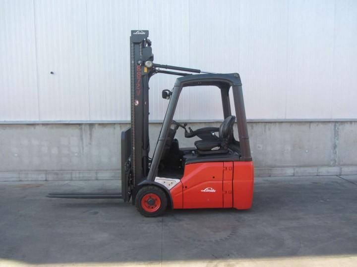 Linde E16 Standart цена € 10,480.00 - 1323898237