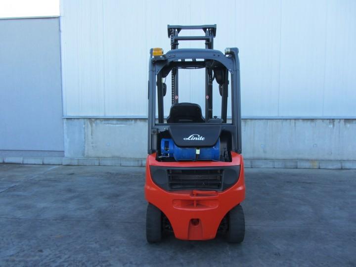 Linde H16T Standart цена €  - 949432487