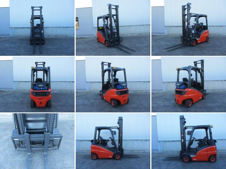 Linde H16T Standart цена €  - 455907091