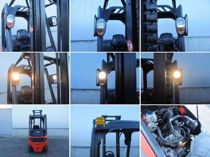 Linde H16T Standart цена €  - 2096153891