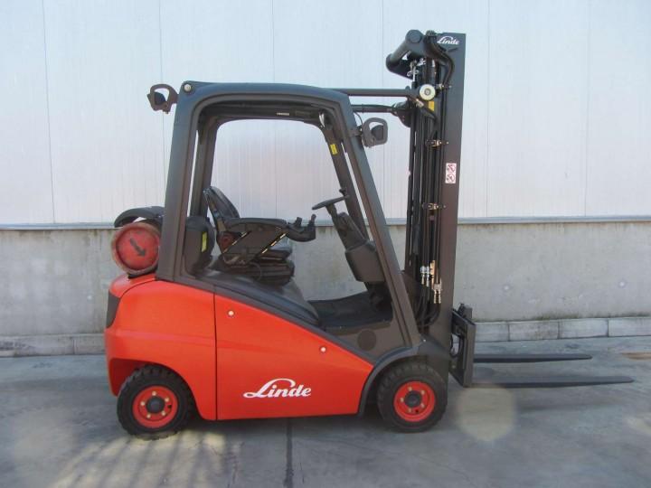 Linde H16T Triplex цена € 14,318.00 - 1047106264