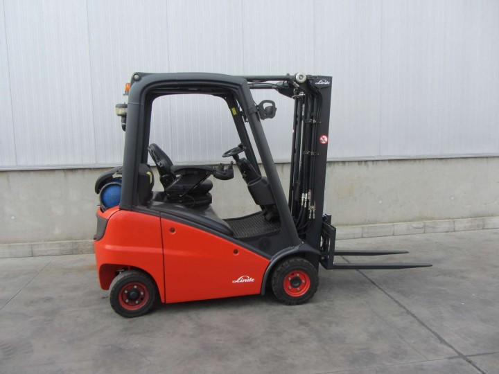 Linde H16T Triplex цена € 14,060.00 - 1499569065