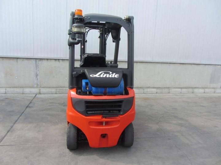 Linde H16T Triplex цена € 14,060.00 - 1237283357