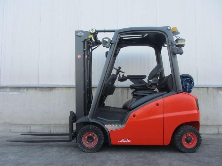 Linde H16T Triplex цена €  - 1061679613