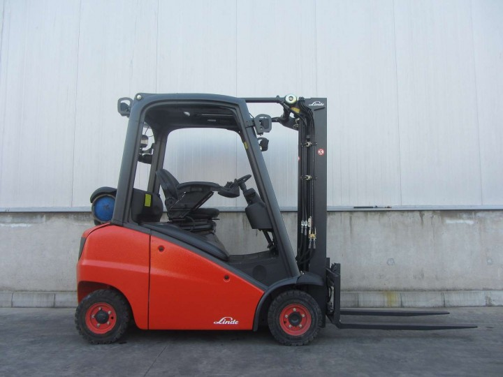 Linde H16T Triplex цена €  - 459740116