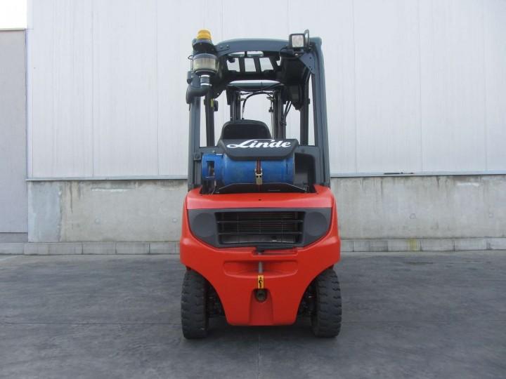 Linde H16T Triplex цена €  - 24889327