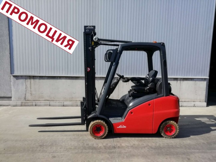 Linde H16T Standart цена €  - 1208127734