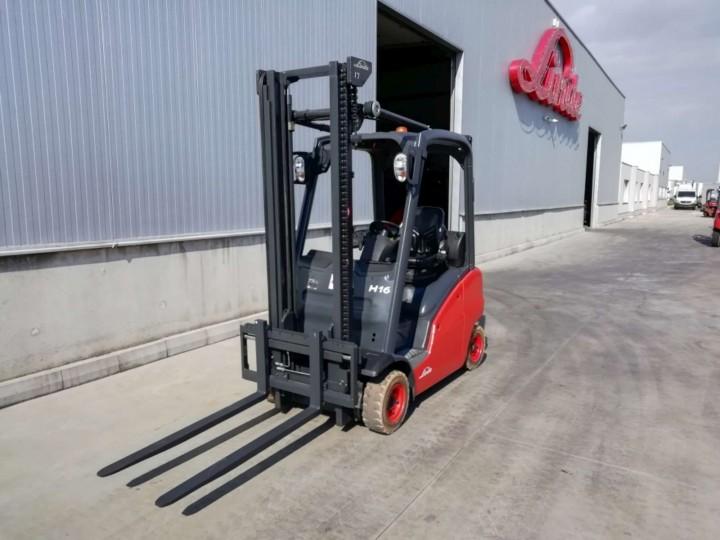 Linde H16T Standart цена €  - 183659009