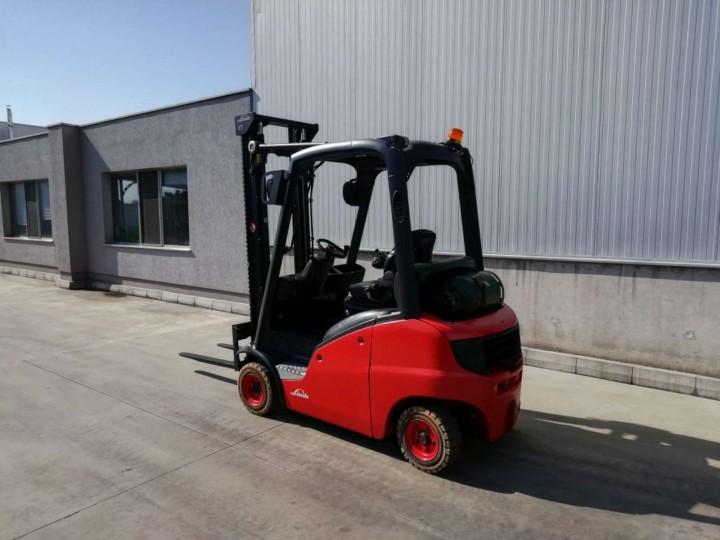 Linde H16T Standart цена €  - 834122164