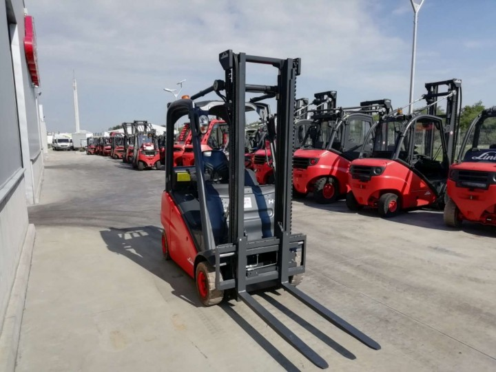 Linde H16T Standart цена €  - 1015154289