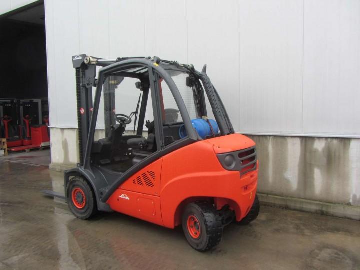 Linde H35T Standart цена € 12,766.00 - 259608620