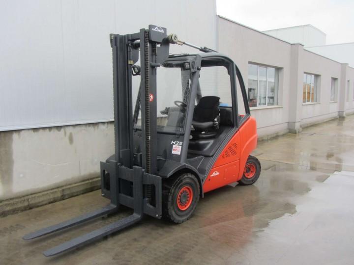 Linde H35T Standart цена € 12,766.00 - 1646884857