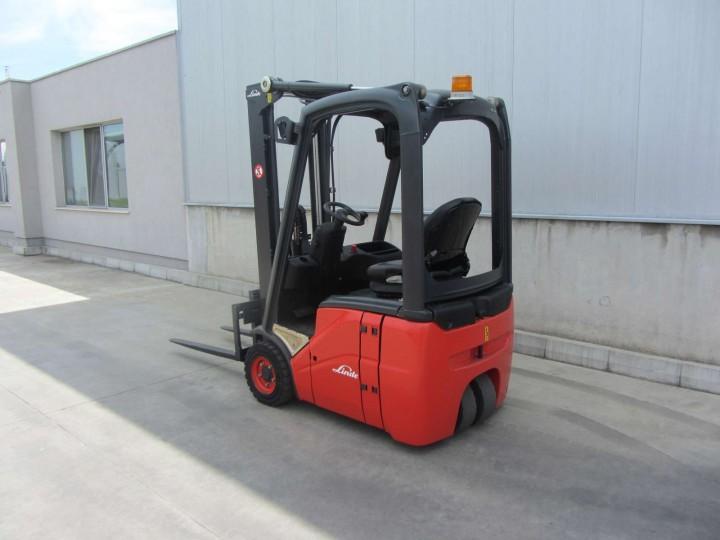 Linde E12 Duplex цена € 13,700.00 - 2049438825