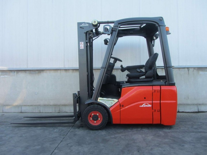 Linde E16C Triplex цена €  - 1712652938