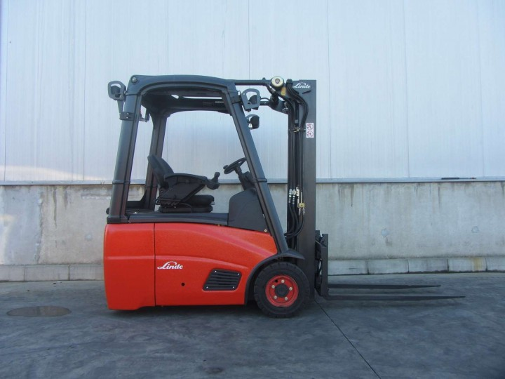 Linde E16C Triplex цена €  - 534607920