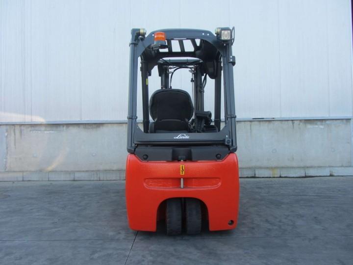 Linde E16C Triplex цена €  - 877493937