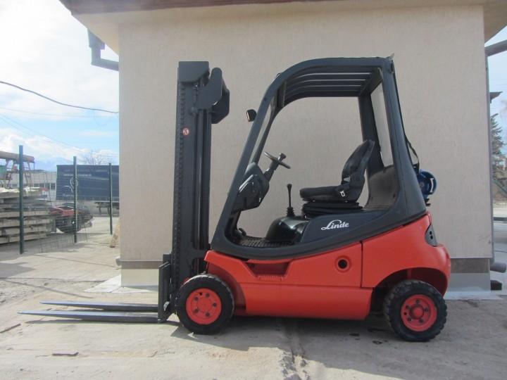 Linde H18T Standart цена €  - 1869421338