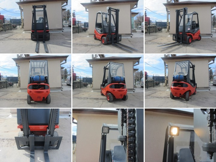 Linde H18T Standart цена €  - 1988687915