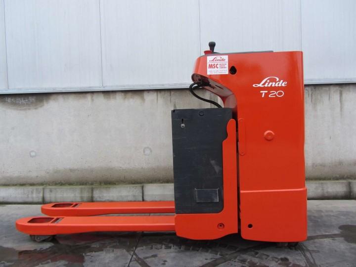Linde T20S  цена €  - 427501354