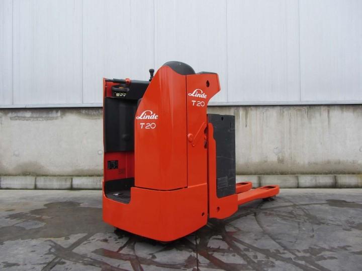 Linde T20S  цена €  - 1448684248