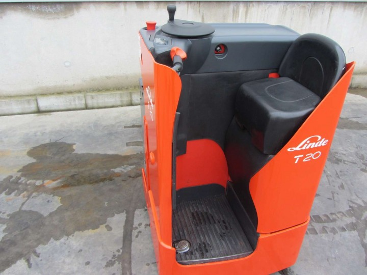 Linde T20S  цена €  - 929014031