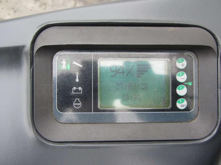 Linde T20S  цена €  - 1443024629