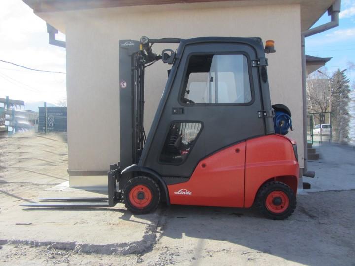 Linde H18T Triplex цена € 410.00 - 1850646173