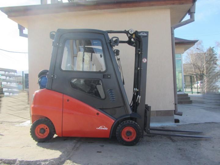 Linde H18T Triplex цена € 410.00 - 955076494
