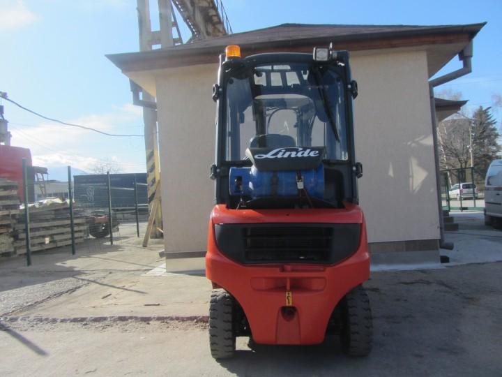 Linde H18T Triplex цена € 410.00 - 502237263