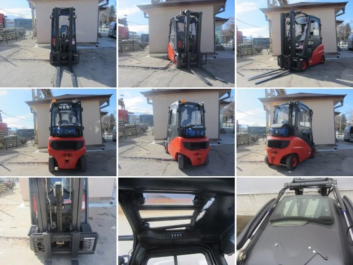 Linde H18T Triplex цена € 410.00 - 1080170381