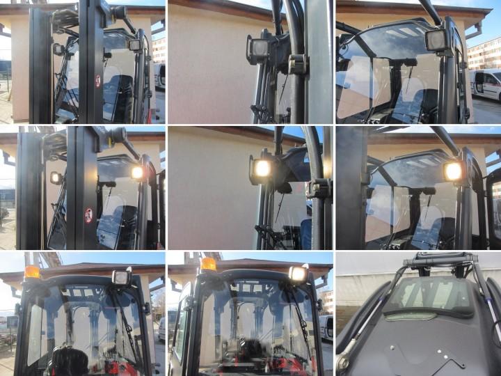 Linde H18T Triplex цена € 410.00 - 1993261844